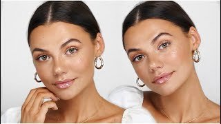 Everyday Summer Makeup Routine | Ft. Laura Mercier Tinted Moisturizer
