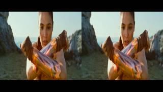 Чудо-женщина. Русский трейлер (F6) 3D 2K