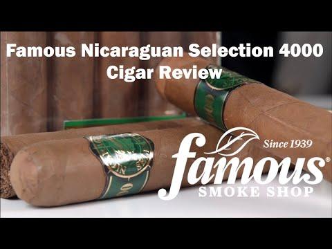 Famous Nicaraguan Selection 4000 video
