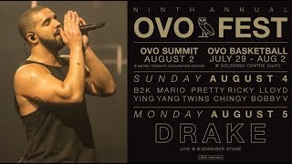 EVERYTHING YOU NEED TO KNOW ABOUT OVO FEST WEEKEND (OVO Eaton)