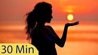 Musik Yang Membuat Tidur, Musik Untuk Stress Relief, Musik Relaksasi, 30 Menit, ☯429B