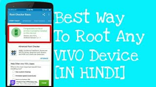 How To Root Vivo Y65 (1719) 7 1 2 Nougat 100% Tested Solution - Most