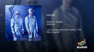 Wisin & Yandel Ft. Maluma - La Luz (Official Audio)