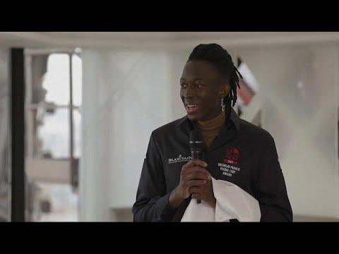 Le jeune chef sénégalais Mory Sacko sacré au Guide Michelin 2021 Le jeune chef sénégalais Mory Sacko sacré au Guide Michelin 2021