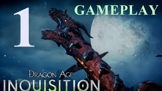 Dragon Age Inquisition - Leah Lavellan - part1