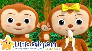 If You're Happy and You Know It! +More Nursery Rhymes & Kids Songs - ABCs and 123s | Little Baby Bum