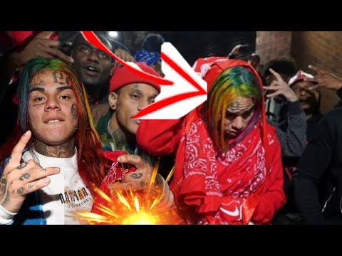 4 Times 6ix9ine Acted Tough & Went Wrong