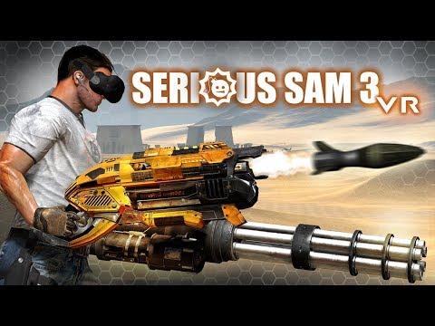 Serious Sam 3 VR - Launch Trailer thumbnail