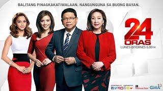 [GMA]   24 Oras Livestream (July 13, 2018)