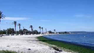 preview picture of video 'la plage des Merveilles @ Berre l'Etang'