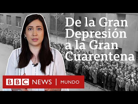 De La Gran Depresión a La Cuarentena