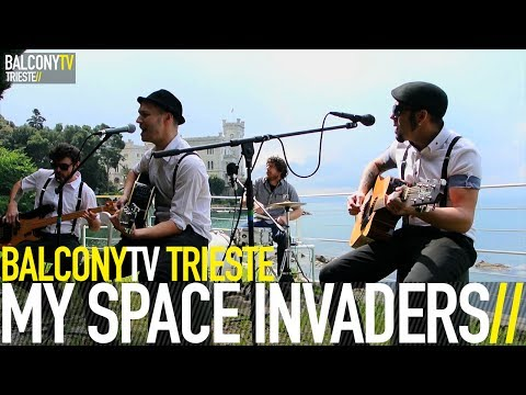 "My Space Invaders- ""Giulia"" Unplugged - BalconyTv"