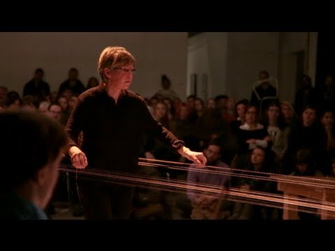 The Otherworldly Sounds of the Long String Instrument