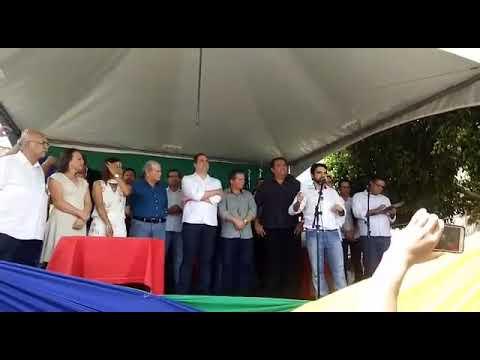 Governador Paulo Câmara em Angelim