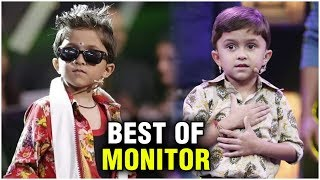 Best COMEDY MOMENTS Of Monitor Harshad Naybal | Sur Nava Dhyas Nava Season 3