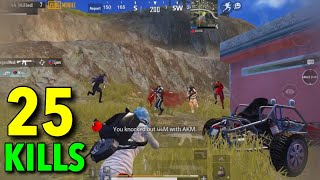 4 ENEMIES RUSHED ME & THIS HAPPENED | PUBG MOBILE
