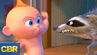 10 Times Jack Jack From The Incredibles Just Snapped