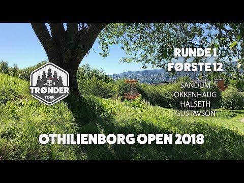 Trønder Tour 2018 | Othilienborg Open Runde 1 Første 12