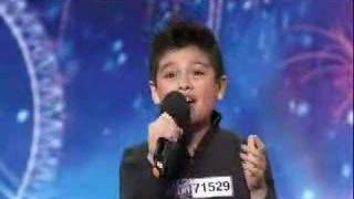 Charlie Green on Britain's Got Talent 2008