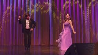 Славич и Юлия - Молдавская зажигательная песня на русском