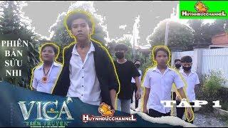 THĐ -VI CÁ TIỀN TRUYỆN - TẬP 1 - Phiên Bản Sửu Nhi | Huỳnh Đức Channel #188