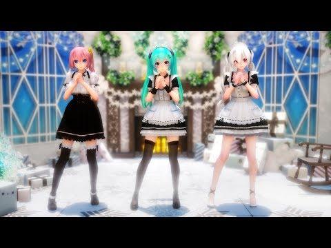 【MMD】🎄🎁Cascada - Last Christmas【Vocaloid 18 models】[4K]