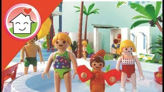 Playmobil Film Deutsch Im Aquapark Von Family Stories