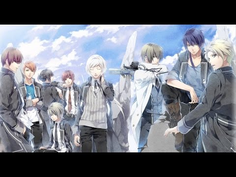 Kazakiri - Norn9 OP - Male Version