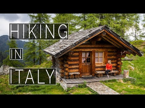 Hiking in TRENTINO ITALY