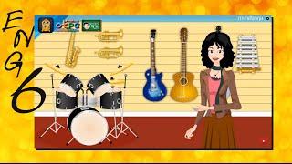 สื่อการเรียนการสอน Musical Instrument ป.6 ภาษาอังกฤษ