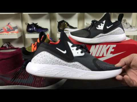 I WANT TO LIKE THESE BUT... (NIKE LUNARCHARGE HONEST REVIEW)