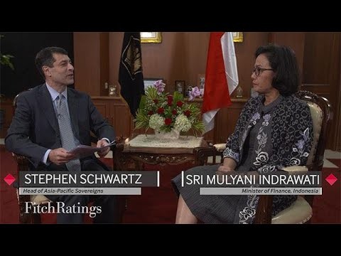 Exclusive Interview With Indonesian Finance Minister Sri Mulyani Indrawati