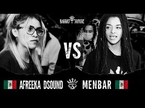 BDS 9: Afreeka DSound 🇲🇽  vs Menbar 🇲🇽  [ Batallas Escritas ] ( Host: Gino )