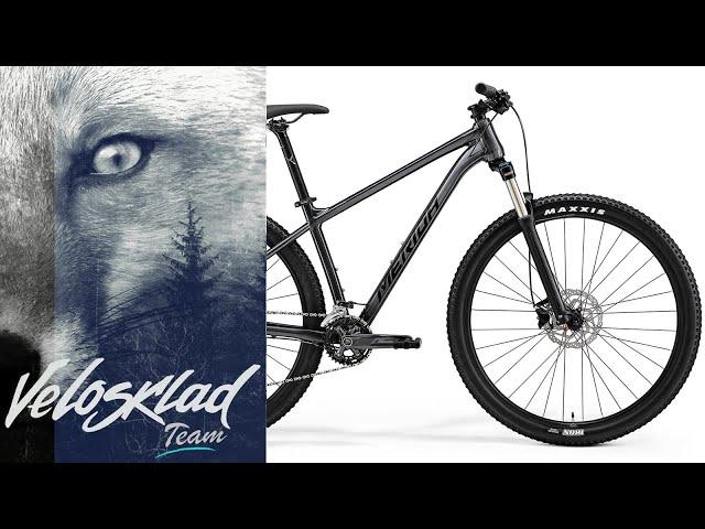 "Видео Велосипед Merida Big.Nine 300 29"" orange (black)"