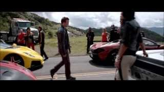 Movie Clip : Need For Speed (movie 2014) | Archive - Leader Theme ( Michel Vaillant )