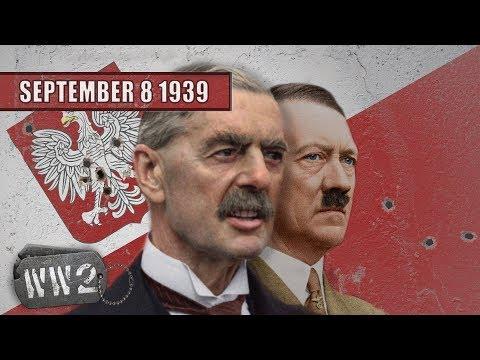 Druhá světová válka začíná - Druhá světová válka