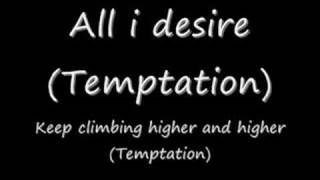 Cradle Of Filth Temptation Lyrics