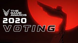 Voting in The Game Awards 2020 - What is My Game of the Year?