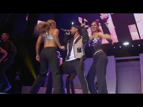 Frankie Z Opening Number Industry Dance Awards 2018