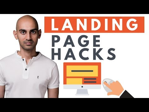 How to Make a Beautiful Landing Page That Converts | 5 Tips for Optimizing Your Website (2018)