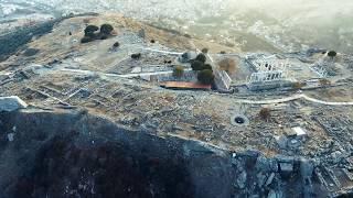 Bergama Akropol DJI Phantom 4'le Kuş Bakışı