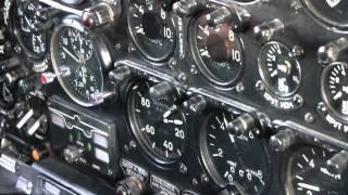 Ан-24.Как запускают двигатель