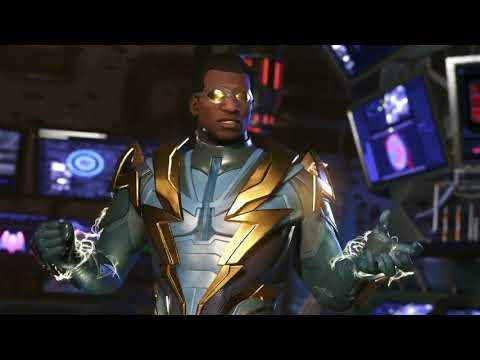 Injustice 2 : Raiden de Mortal Kombat entre en scène de Injustice 2