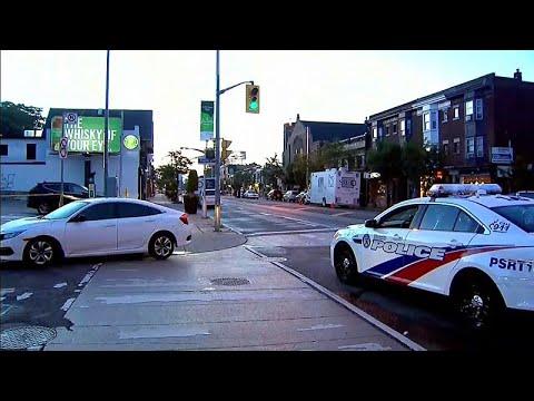 Τρεις νεκροί και 14 τραυματίες από την ένοπλη επίθεση στο Τορόντο…