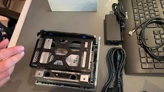 QNAP TS-230 HDD / Festplatte einbauen