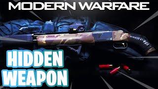 HOW TO GET THE (HAMMER) SHOTGUN IN MODERN WARFARE! (FREE WEAPON VARIANTS IN MODERN WARFARE)