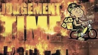 Judgement Riddim mix - Special Delivery Label -