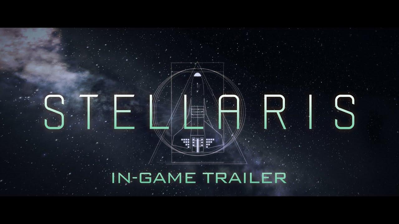 Обложка видео Трейлер Stellaris