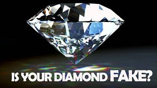 How To Check If Your Diamond Is A Fake