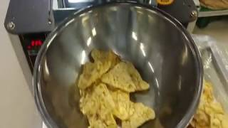 Test of Steamed Corn by SYP5804T